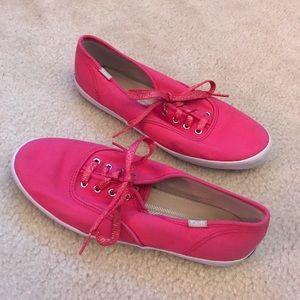 Pink Keds